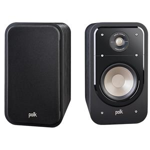 Polk Audio S20 Large Home Theater Bookshelf Speaker (Pair)