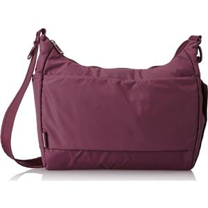 Pacsafe Citysafe 200 Gii Anti Theft Handbag Plum