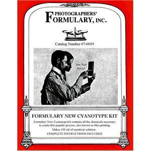 photographers formulary cyanotype instructions