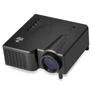 Pyle PRJG45 40-Lumens LCD Home Theater Projector (Black)