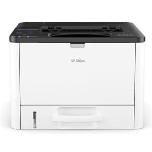 Ricoh SP 330DN Monochrome Laser Printer (White)