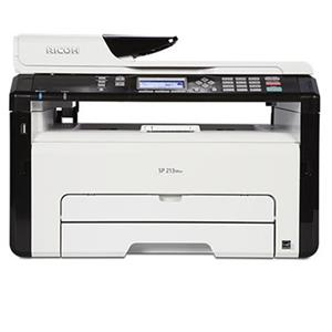 Ricoh SP 213SNw Laser All-In-One Monochrome Printer