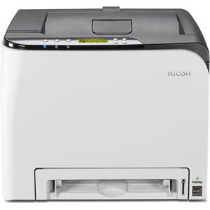 Ricoh SP C250DN Wireless Color Laser Printer with Duplex