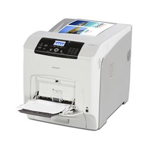 Ricoh SP C435DN Color Laser Network Printer with Duplex (White)