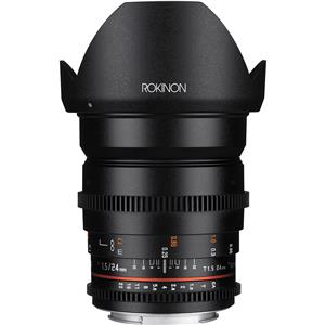 Rokinon 24mm T1.5 Cine DS Lens for Micro Four Thirds