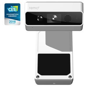 Remo+ DoorCam Wireless Over-The-Door Smart Security Camera