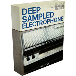 Electrophone - Virtual version of the U.K family favorite from the 60 s and  70 s . Sample library for Full version of Kontakt - Electronic Delivery 31b84343c9629