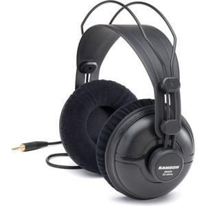 Samson Pro SR-950 Over-Ear 3.5mm Wired Studio Headphones (Black)