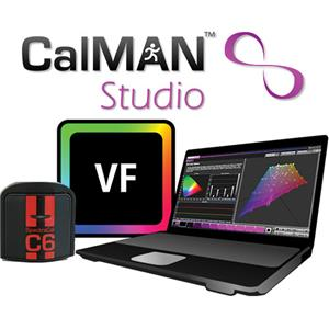 SpectraCal CalMAN Studio Calibration Software & VirtualForge Software