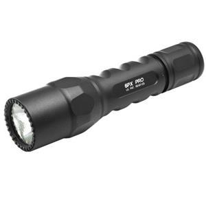 Surefire 6PX Pro Dual-Output 320 Lumens LED Flashlight (Black)