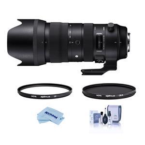 Sigma 120-400mm f//4.5-5.6 DG APO OS HSM Autofocus Lens Sigma 85mm f//1.4 EX DG HSM Lens 77mm Pro Series Multi-Coated High Resolution Polarized Filter for Sigma 17-50mm f//2.8 EX DC OS HSM Zoom Lens