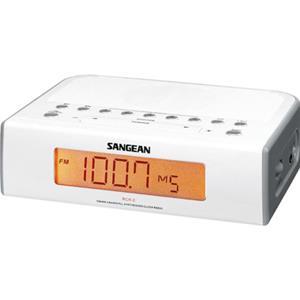 rcr 5 sangean fm am digital tuning clock radio 87 5 108 mhz fm frequency. Black Bedroom Furniture Sets. Home Design Ideas