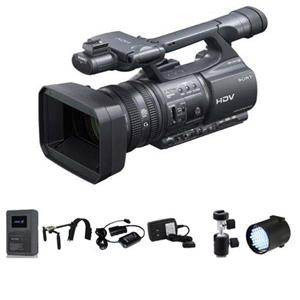 Sony HDR-FX1000 High Definition MiniDV (HDV) Handycam Camcorder HDR-FX1000B