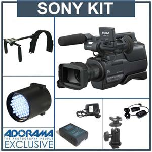 Sony HVR-HD1000U Digital HDV 1080 High Definition Handycam Camcorder SOHVRHD1000B