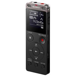 Sony ICD-UX560 4GB Stereo Digital Voice Recorder (Black)