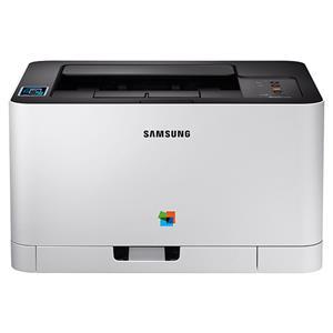 Samsung Xpress C430W Wireless Color Laser Printer with Duplex (White)