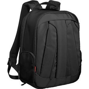 Manfrotto MBSB390-5BB Stile Veloce V Backpack for DSLR and 70-200mm, 2-3 Lenses, Tripods (Black)