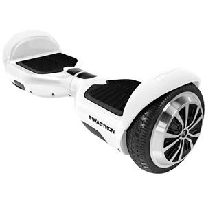 Swagtron T1 Self Balancing Scooter & Hoverboard (White) + $100 Gift Card
