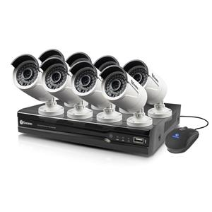 Swann SWNVK-873008-US 8-Channel DVR Security System