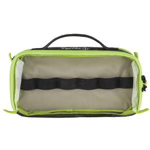 636-236 Camouflage//Lime Tenba Cable Duo 4 Cable Pouch