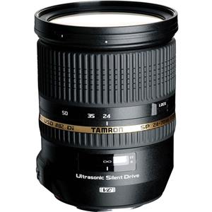 Tamron SP 24-70mm f2.8 Di VC USD Lens for Canon Digital SLR Camera