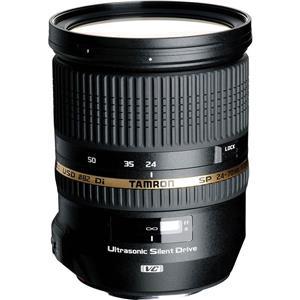 Tamron SP 24-70mm f2.8 Di VC USD Lens for Canon Digital SLR Camera