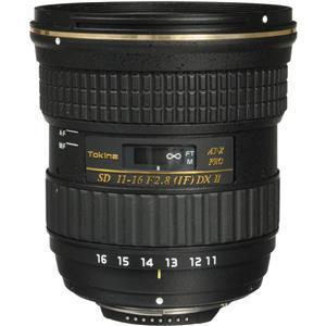 Tokina 11-16mm Lens for Nikon