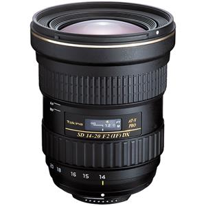 Tokina 14-20mm f/2.0 AT-X Pro DX Lens for Nikon + Lens Case