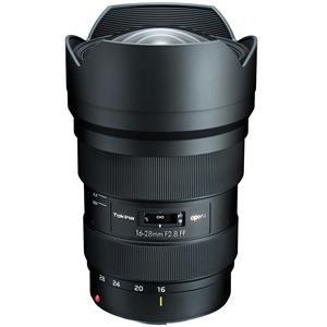 Tokina Opera 16-28mm F/2.8 FX Zoom Lens for Canon EF