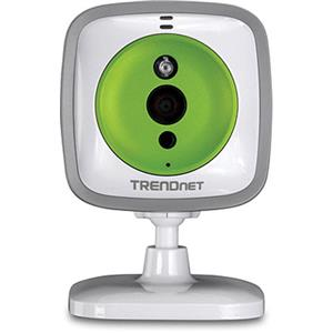TRENDnet TV-IP743SIC WiFi H.264 Baby Camera with Night Vision