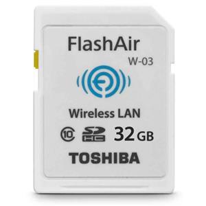 Toshiba 32GB Class 10 SDHC Memory Card