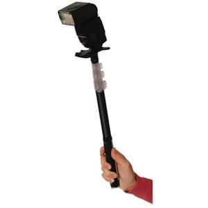 tpqpdslr quik pod dslr 4 foot arm extending self portrait device with clip carrying bag. Black Bedroom Furniture Sets. Home Design Ideas