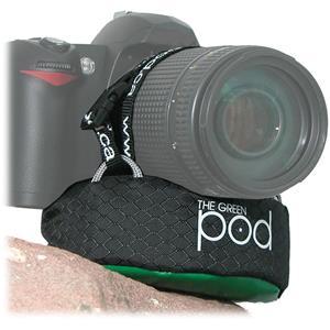 The Pod Green Camera Platform for DSLRs with Zoom Lenses