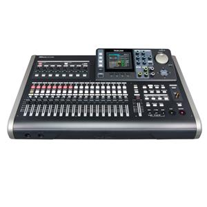 Tascam DP-24SD 24-Track Complete Digital Studio Recorder