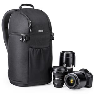 Think Tank Photo Trifecta 10 DSLR Backpack (Black)