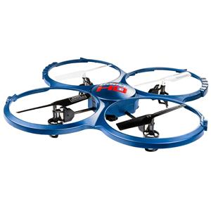 UDI RC U818A-1 Discovery Quadcopter with HD Camera (Blue)