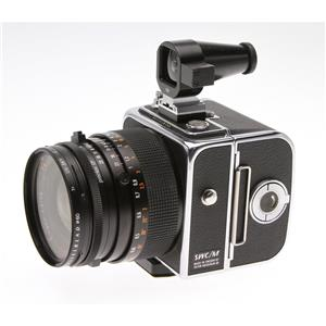 Hasselblad Super Wide C/M (SWC/M) Chrome Camera Body with