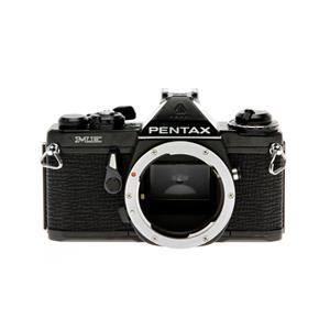 Pentax ME Black SLR Camera Body - Adorama