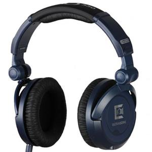 Ultrasone PRO 550 Foldable Closed-back S-Logic Surround Sound Professional Headphones