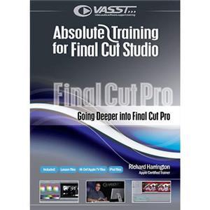 ATFCS2 Vasst Absolute Training DVD for Final Cut Studio