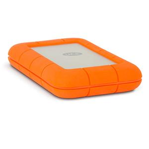 Lacie 9000488 1TB Rugged Thunderbolt Portable External Solid State Drive for Windows & Mac