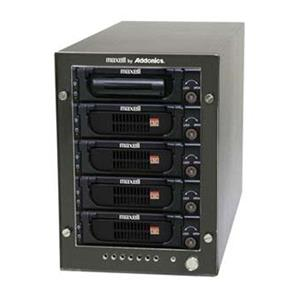 Maxell 5 Bay Storage Tower: Picture 1 regular