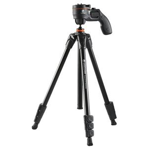 Vanguard Espod CX 204AGH 4-Section Aluminum Tripod with GH-20 Pistol-Grip Head