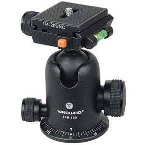 Vanguard Sbh100 Ballhead With Quick Release For Tr Sbh 100
