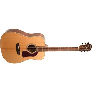 Washburn Heritage 100 Series HD100SWK 6-string Dreadnought Acoustic Guitar (Gloss Natural)