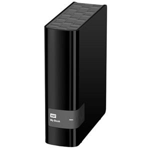 Western Digital WDBFJK0020HBK-NESN My Book 2TB USB 3.0 External Hard Drive - Refurbished