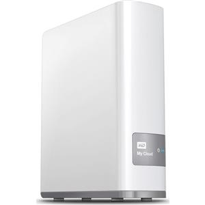 Western Digital WDBCTL0060HWT 6TB Personal Cloud Network Attached Storage with Dual Core (White)