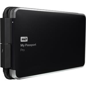 WD My Passport Pro 2TB Portable RAID Storage External Hard