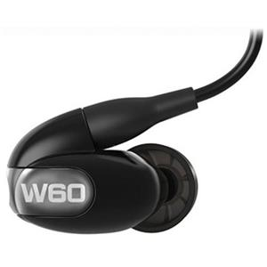 Westone W60 Gen 2 Six-Driver True-Fit Earphones with MMCX Audio