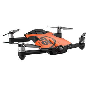 Wingsland S6 Orange Mini Pocket Drone with 4K Camera + Free 8x8 Photo Book